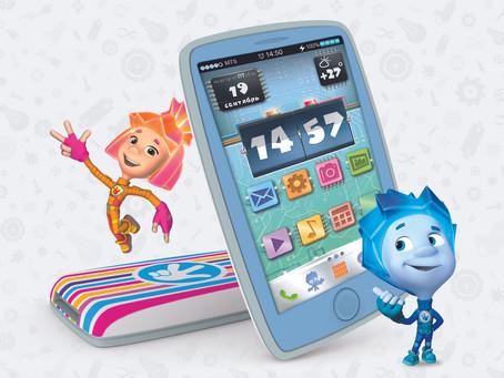 МТС превращает детские смартфоны в фиксифоны