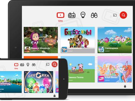 «Фиксики» вошли в состав приложения  YouTube Kids