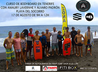 AmauryAcademy Tenerife 2019