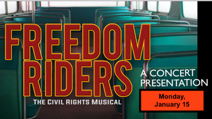Upcoming show! FREEDOM RIDERS