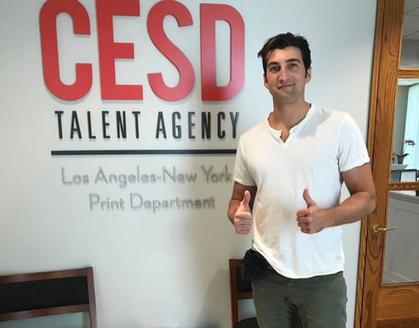 Signed! CESD Print