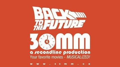 Show! Back to the Future Musical