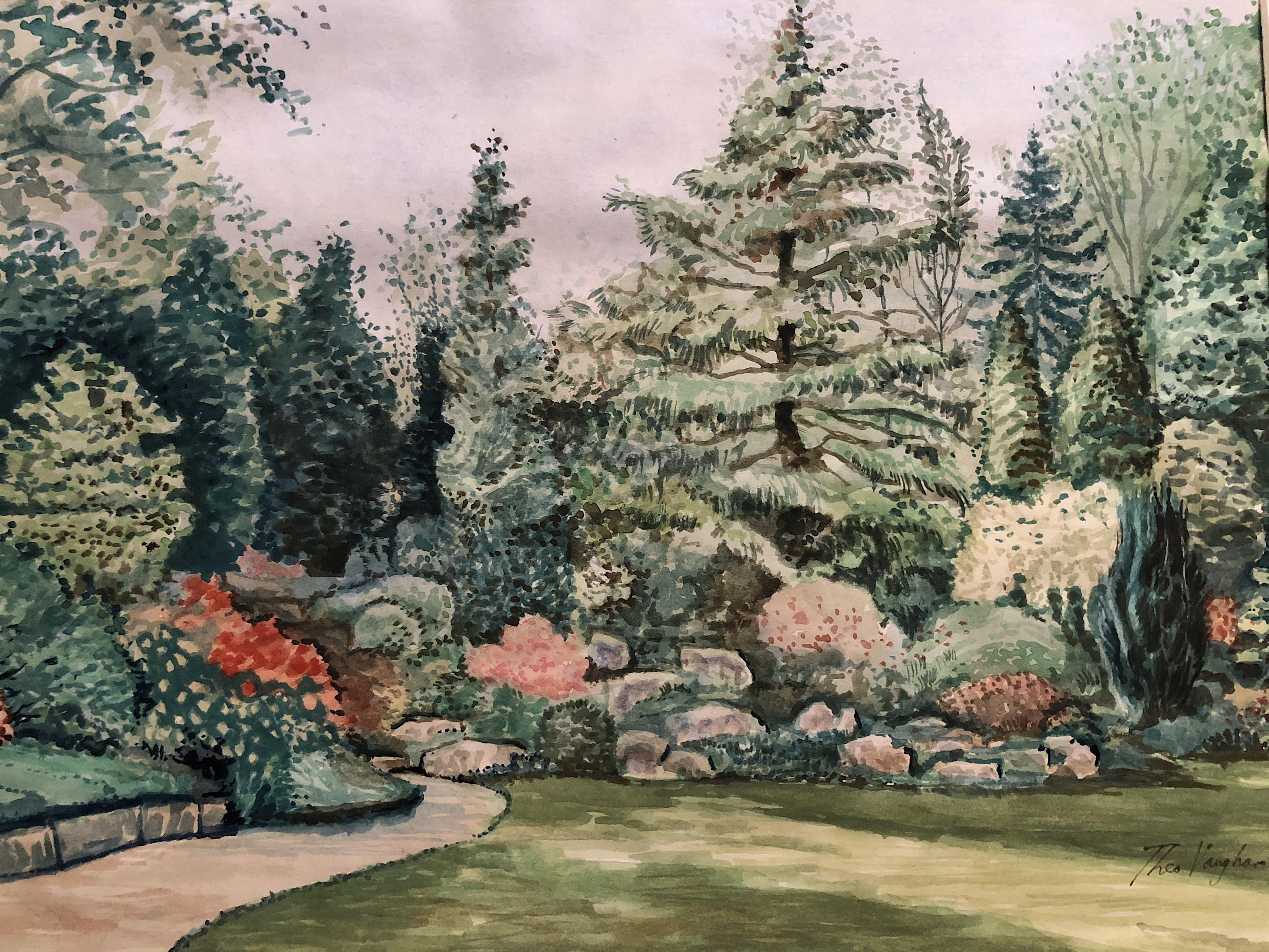 Moss Bank Park Gardens