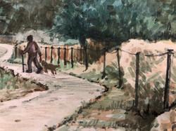 Rambler On a Rivington Nature Walk