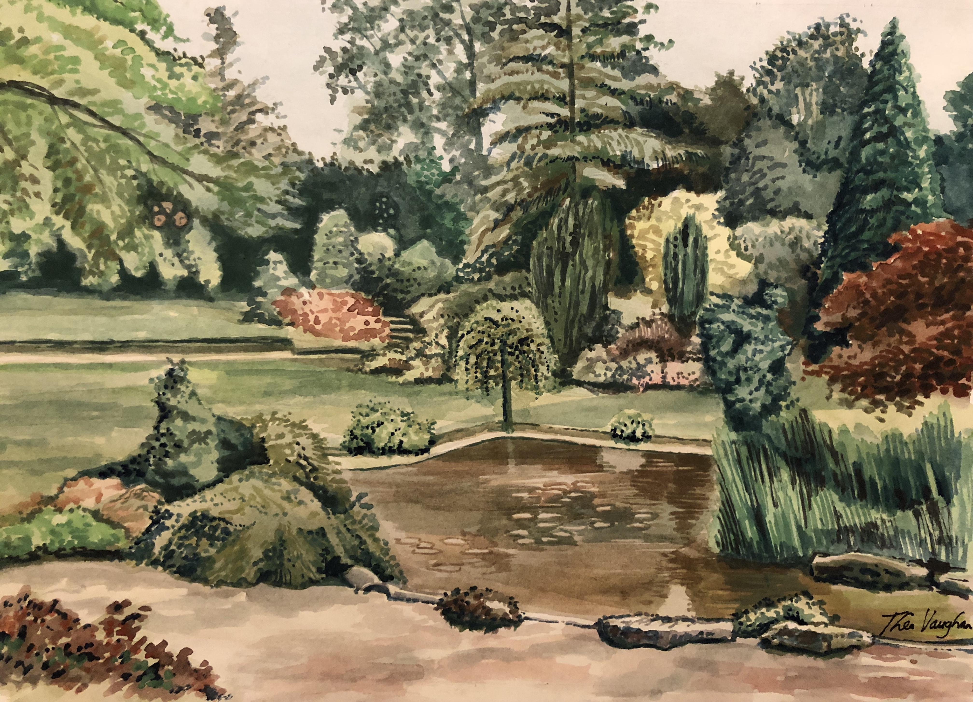 Rock Pools at Moss Bank Park