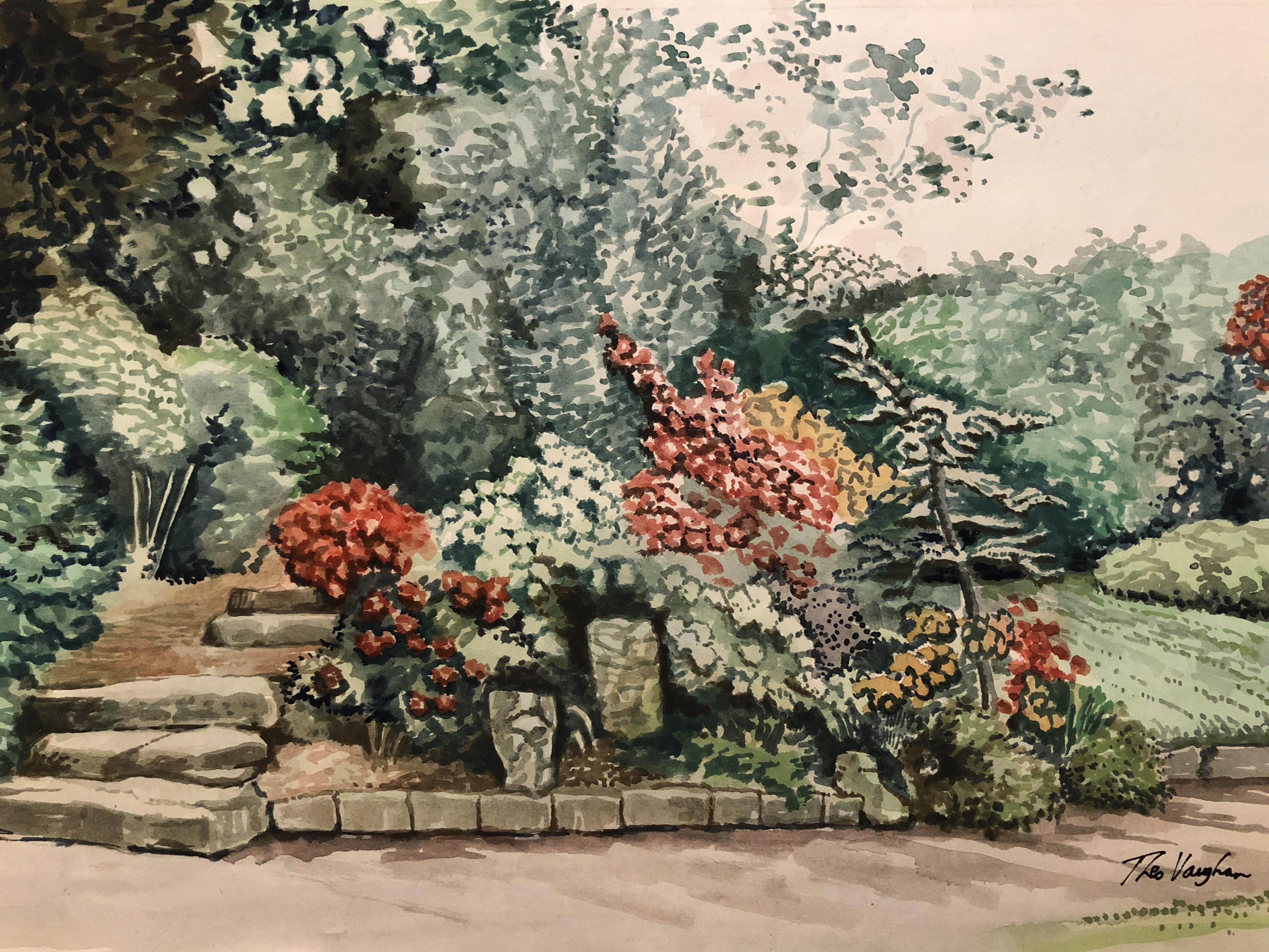Moss Bank Park Rock Gardens