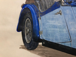 1934 MG Magnette Supercharged