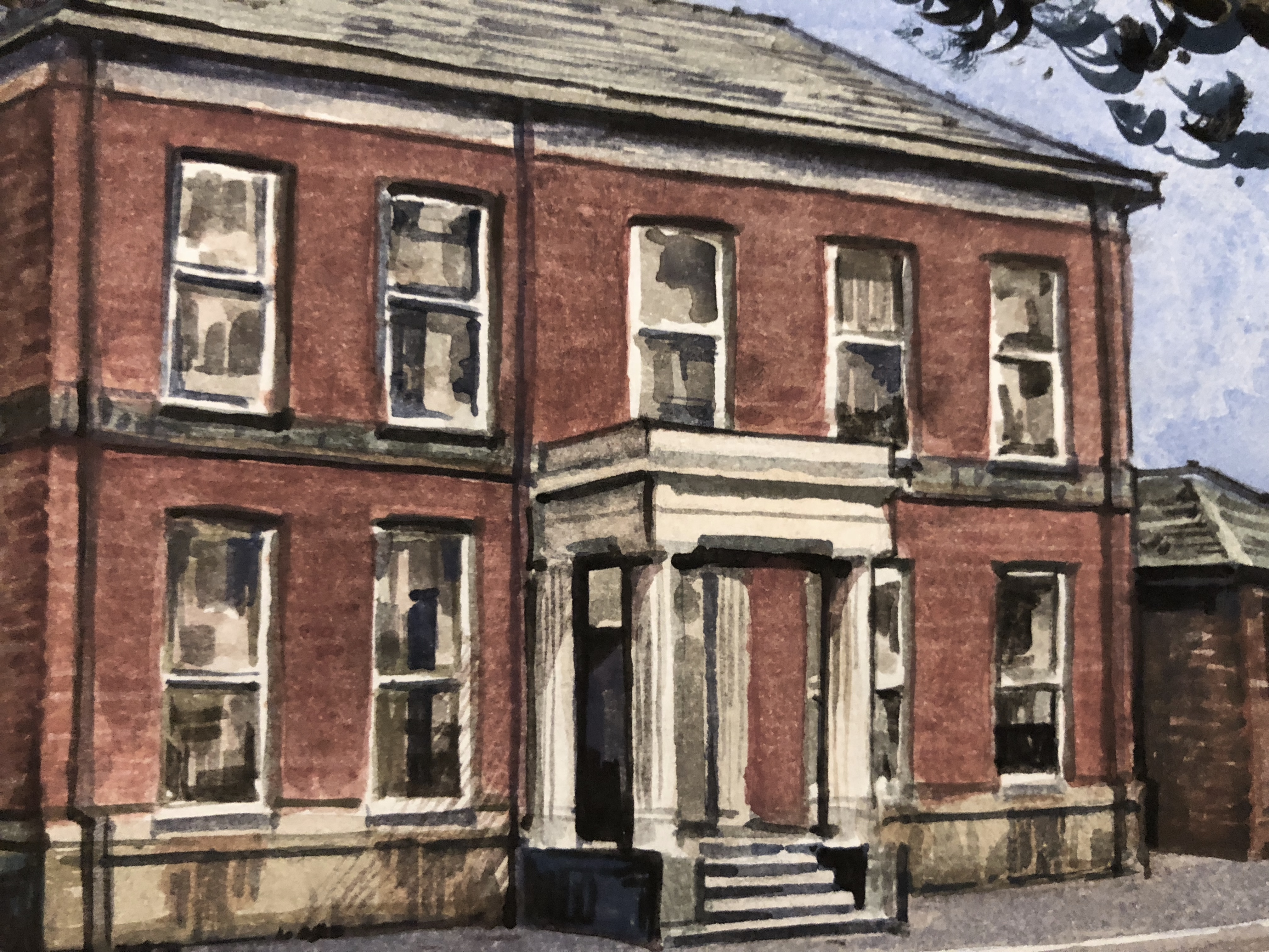 Beech House, Bolton School