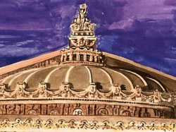 The Palais Garnier Opera House Paris
