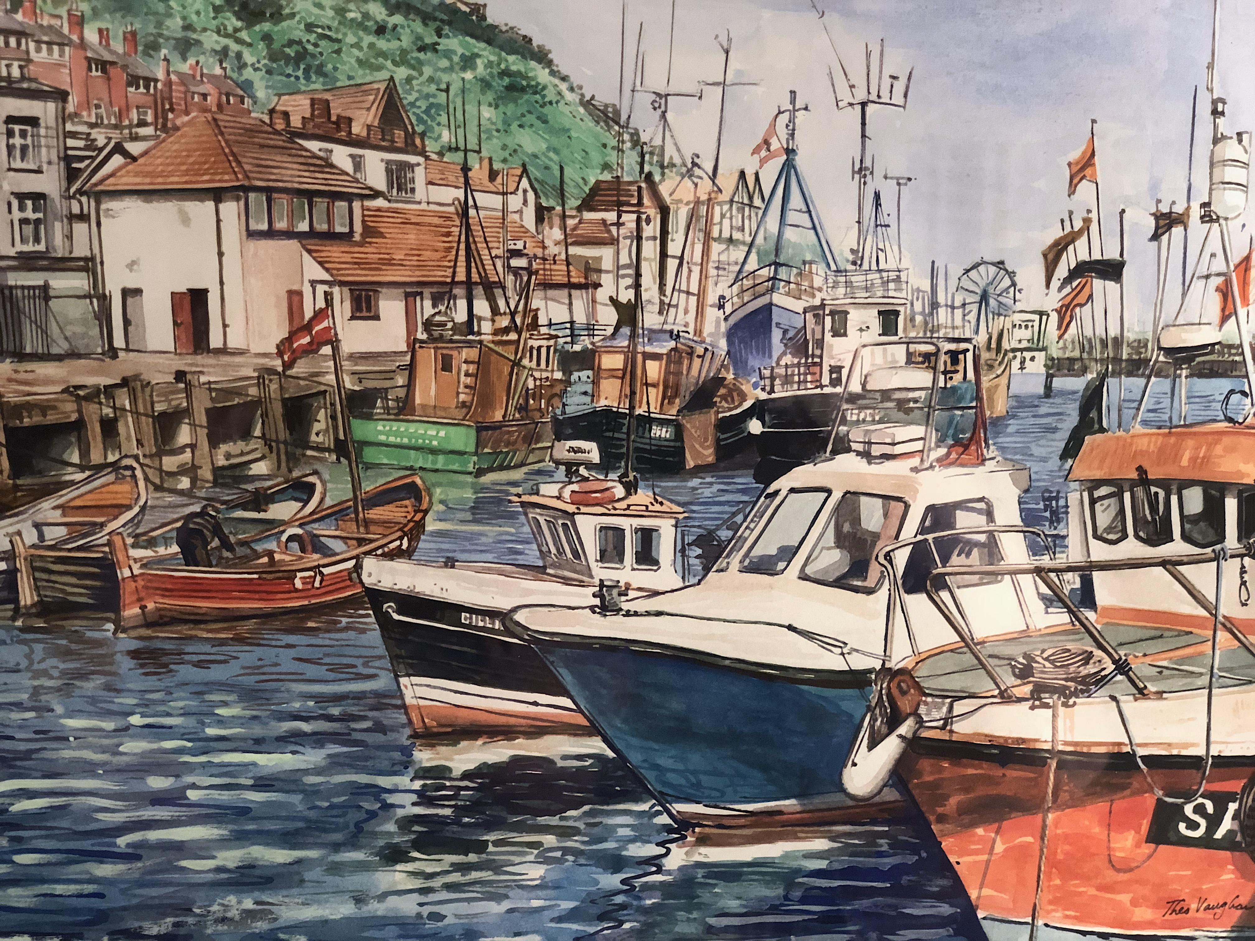Scarborough Harbour Fleet