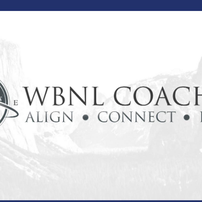 WBNL Coaching Program: Module 1