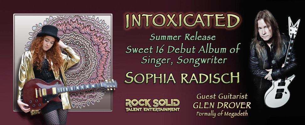 Sophia Radisch Intoxicated Glen Drover