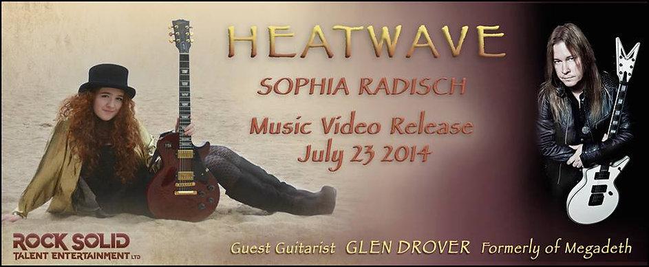 Sophia Radisch Heatwave Glen Drover