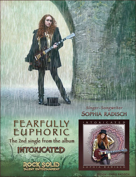 Sophia Radisch Fearfully Euphoric