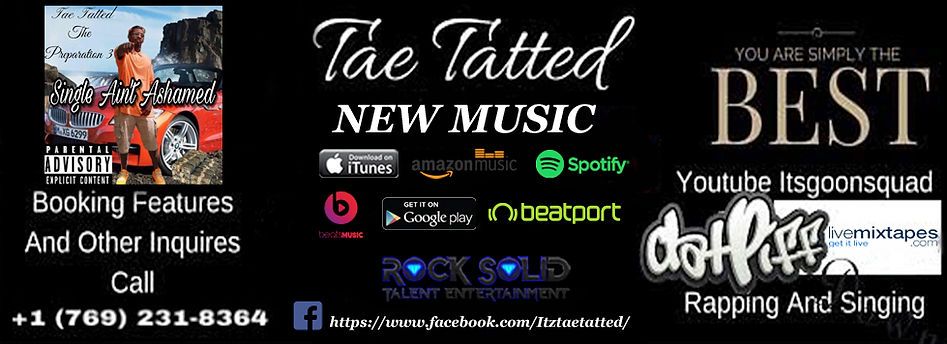 tae tatted music
