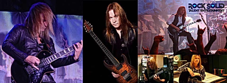 Glen Drover  Intoxicated Beautiful Sin Rock Solid Talent Entertainment