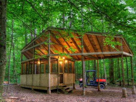 Tennessee River Gorge Trust Bird Lab Tour