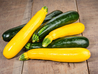 Summer Squash: Zucchini & Yellow Squash