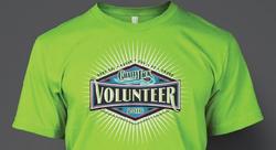 Chattajack 2016 volunteer Tee