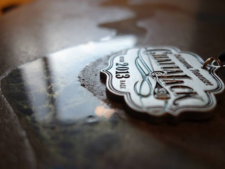 2013 Finisher Medals