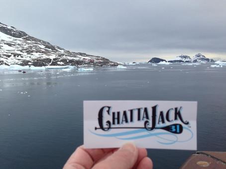 Miriam goes to Antarctica