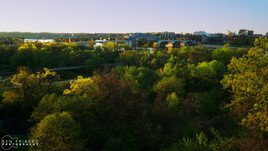 Renaissance Park & Market St. Bridge | Chattanooga, TN