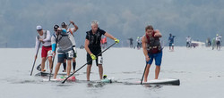 Mens 14' SUP draft train Chattajack