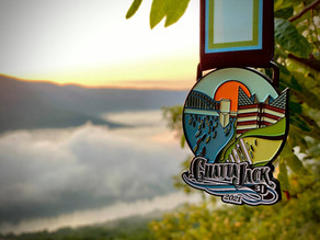 2021 Finishers Medal