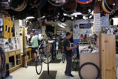 Two Wheeler Dealer bicycle shop NC