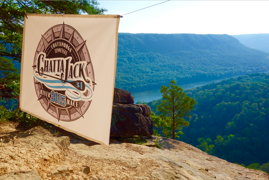 Chattajack 2015 above the gorge
