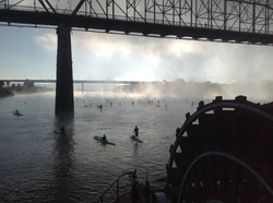 Foggy Chattajack morning