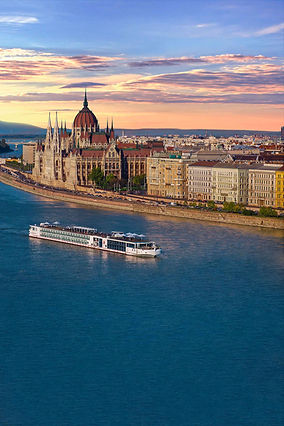 Luxury travel Viking River Cruise