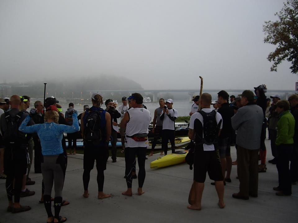 2012 pre-race meeting