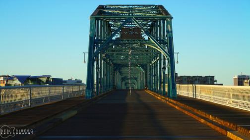 Walnut St. Bridge | Chattanooga, TN