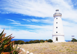 Lighthouse at Cape Willoughby