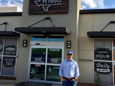 HTeaO Welcomes VP of Franchise Development!