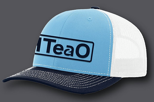 HTeaO Brick Blue Hat