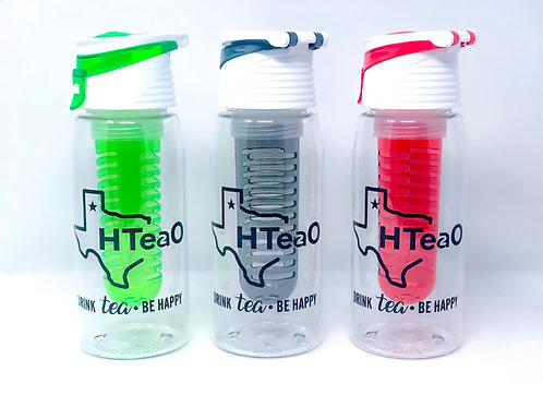 HTeaO Fruit Infused Water Bottle