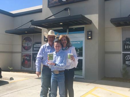 HTeaO Announces New Store in Denton, TX