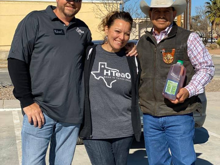 HTeaO Announces New Store Opening in Pecos, TX