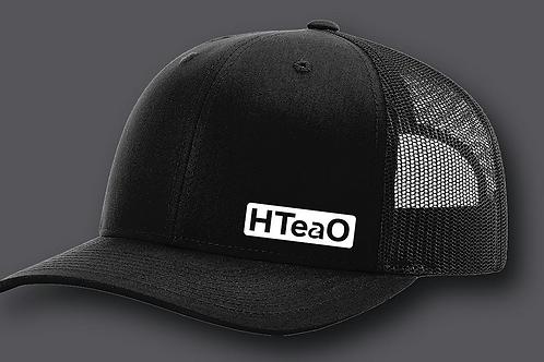 HTeaO White on Black Hat