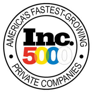 HTeaO is named on Inc. Magazines 37th Annual List of America's Fastest-Growing Private Companies