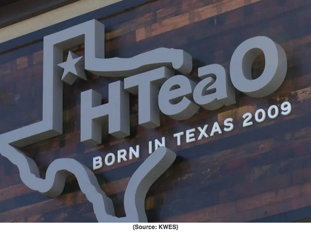 HTeaO Opens In Midland