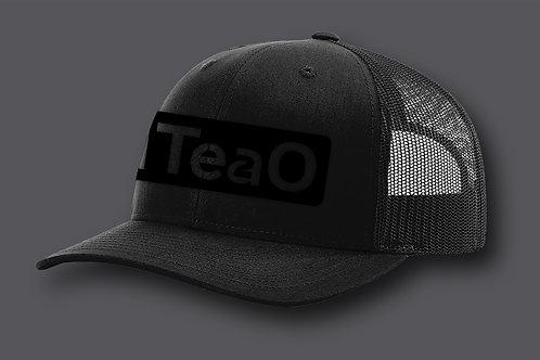 HTeaO Black on Black Hat