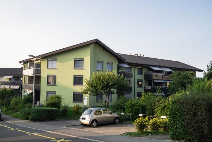 Balkonerweiterung und Fassadenrenovation, Fildernpark, Ebikon