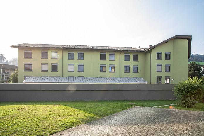 Sanierung der Einstellhalle AEH Fildernpark 2, Ebikon