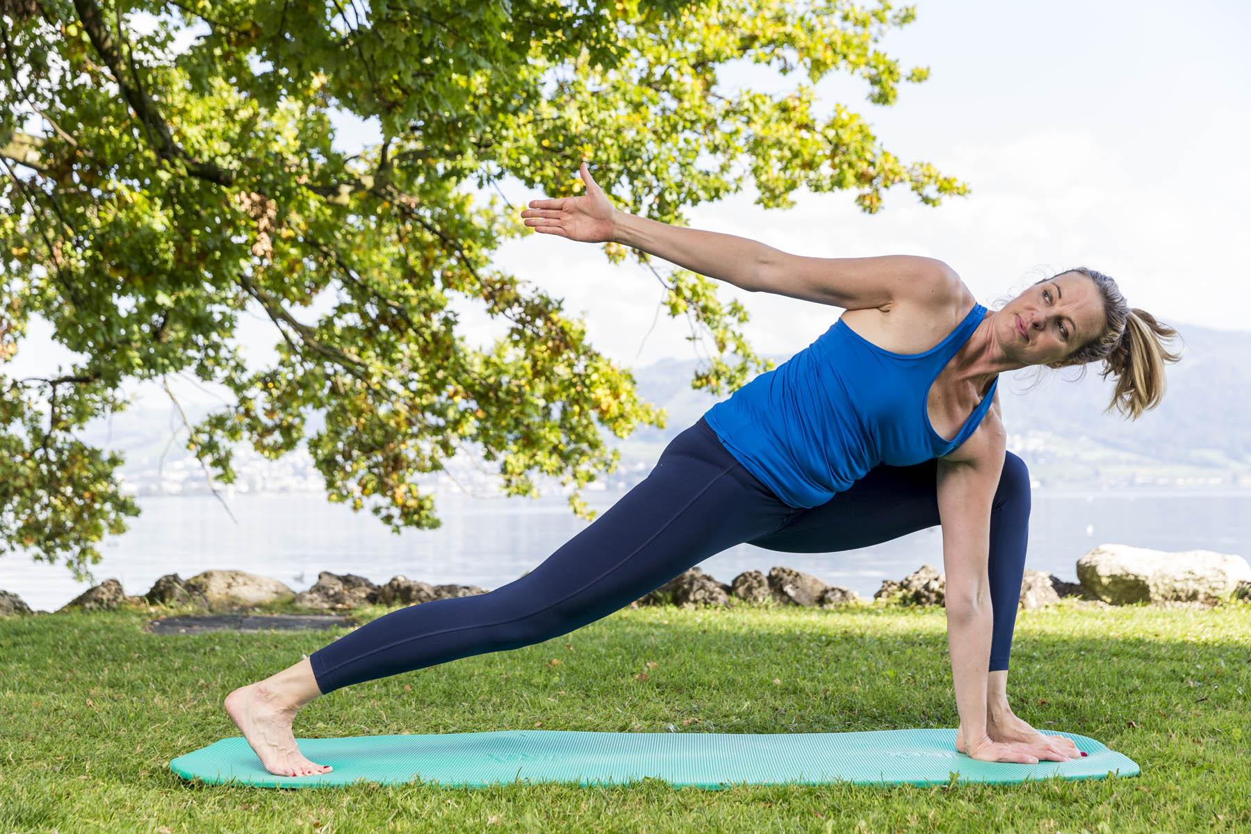 Jeannette Risse Sportsmobil Yoga