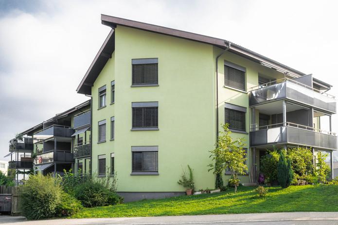 Neue Balkone und Fassadenrenovation, Fildernpark, Ebikon
