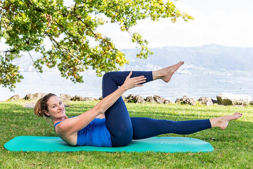 Jeannette Risse Sportsmobil - Pilates