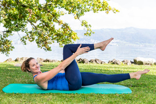 Pilates - für deine starke Mitte